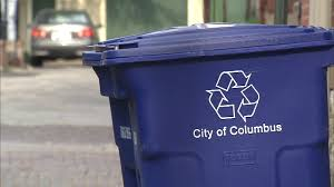 New recycling schedule
