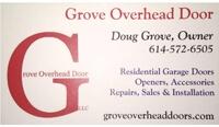 Grove Overhead Doors Ad